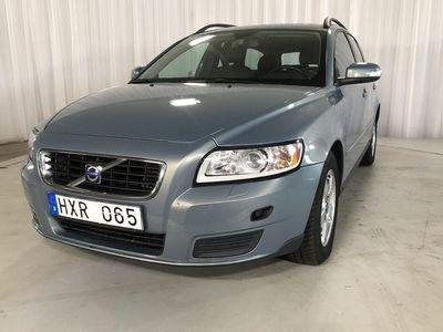 käytetty Volvo V50 1.8F (125hk)