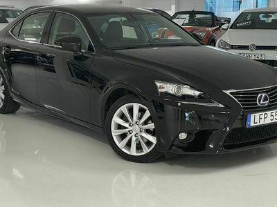 begagnad Lexus IS300h Executive 223hk V-Hjul