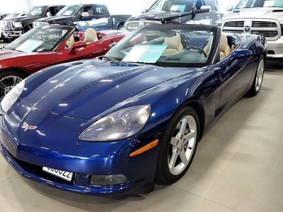 begagnad Chevrolet Corvette C6Cab Z51 Pkt Headup AT 2006, Cab 319 000 kr