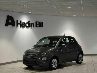 begagnad Fiat 500 LOUNGE 1.0 70HK BSG SERIE8 *KAMPANJ*