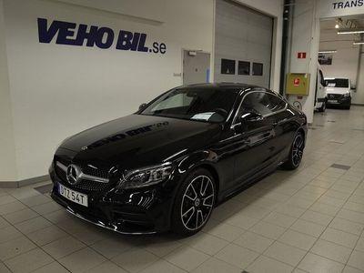 begagnad Mercedes C300 4MATIC