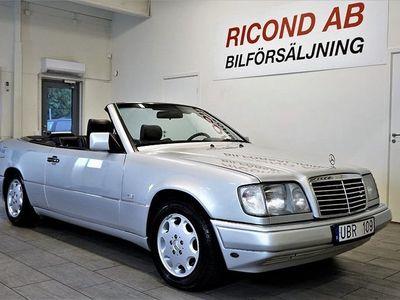 begagnad Mercedes E320 CAB AUT C124 MKT FIN LÅGMIL