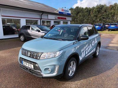 begagnad Suzuki Vitara 1,4T AUT AllGrip 4x4 S+V-hjul 50 mil