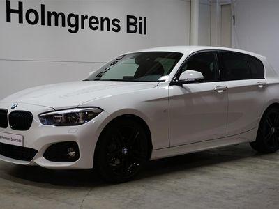 begagnad BMW 118 i M-Sport Shadow / Drag / HiFi
