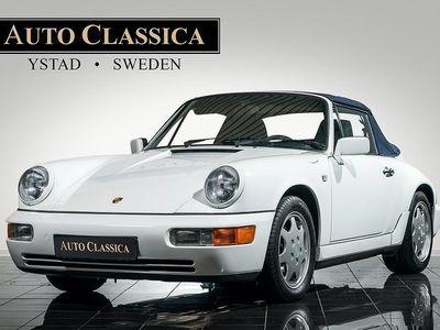 begagnad Porsche 911 Carrera Cabriolet 964 2