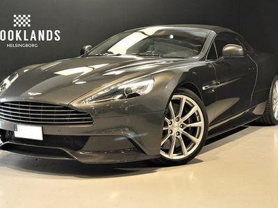 begagnad Aston Martin Vanquish Volante V12 2016, Sportkupé 1 790 000 kr