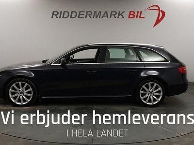 begagnad Audi A4 Avant 2.0 TDI Nyservad 163hk