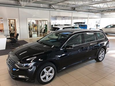 begagnad VW Passat SC 2.0 TDI BlueMotion 150hk/ 6500 mil