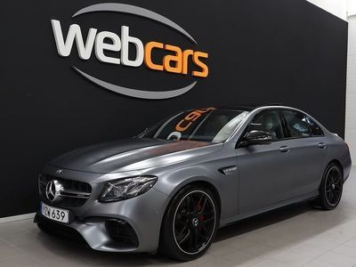 begagnad Mercedes S63 AMG AMG E4MATIC+ Panorama 612hk