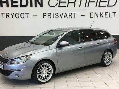 begagnad Peugeot 308 308 1,6 BlueHDI (120hk) V-HJUL / EU 6