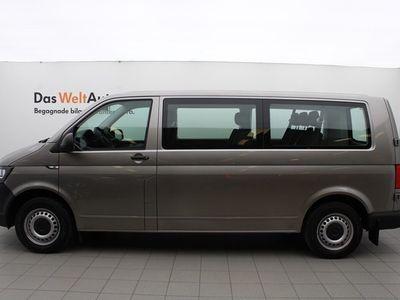 begagnad VW Caravelle T6lång hjulbas 340 TDI 150 9-sits/PDC/Klima