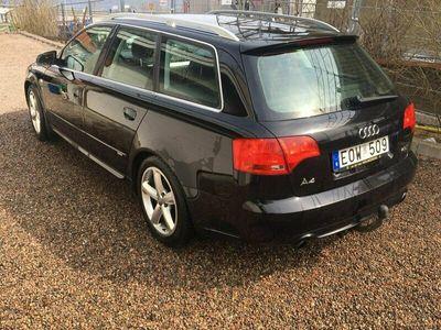 begagnad Audi A4 AV 2,0T SP QUA