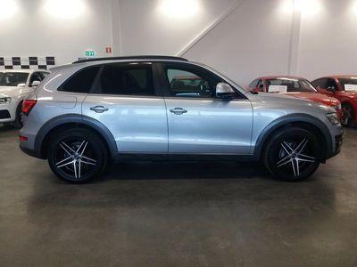 begagnad Audi Q5 2.0 Tdi 190hk Q S-tronic