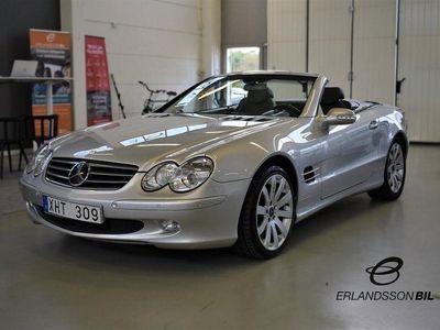 begagnad Mercedes SL500 7G-Tronic 306hk