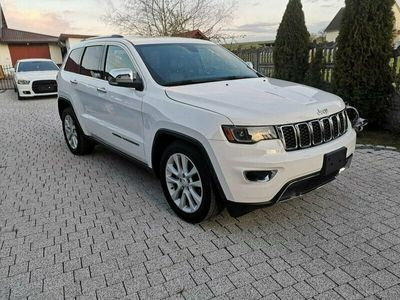 begagnad Jeep Grand Cherokee LIMITED