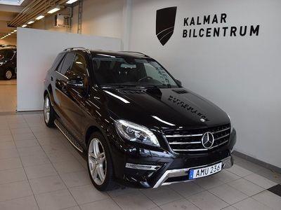 begagnad Mercedes ML350 BlueTEC 4MATIC 7G-Tronic -15
