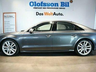begagnad Audi S8 plus FIN UTRUSTNING 2017, Sedan Pris 699 000 kr