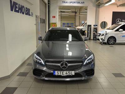 begagnad Mercedes C200 T 200/AMG Line