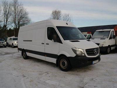 brugt Mercedes Sprinter 316CDi Auto Extra Lång -16