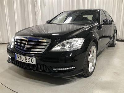 usata Mercedes S600L S-KlassW221 (517hk)