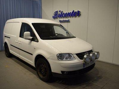 gebraucht VW Caddy Maxi 2.0 EcoFuel (109hk) -10