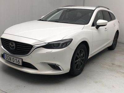 begagnad Mazda 6 2.2 DE Kombi AWD