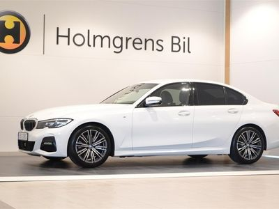 begagnad BMW 330 i Sedan Connected M-Sport G20 (258hk)
