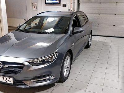 begagnad Opel Insignia 1,5 Turbo,Sport Tourer Automat 165hk Euro6
