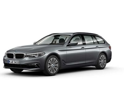 begagnad BMW 520 d xDrive Touring Sport Line, Navigation, HiFi