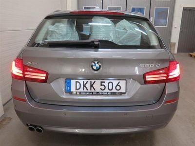 begagnad BMW 520 d xDrive F11 190hk