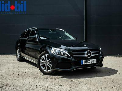 begagnad Mercedes C180 T 9G-Tronic Drag Avantgarde