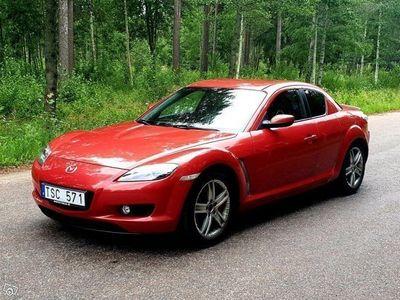 gebraucht Mazda RX8 1.3 Wankel Engine 192hk -04