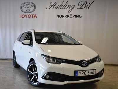 begagnad Toyota Auris Kombi Touch & Go Edition ( 136 hk )