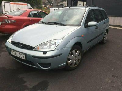 begagnad Ford Focus Kombi 1.6 100hk