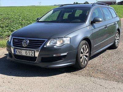 begagnad VW Passat Variant 1.6 TDI BlueMotion -10