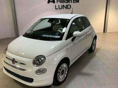 begagnad Fiat 500 1.0 HYBRID LOUNGE 2021, Halvkombi Pris 162 700 kr