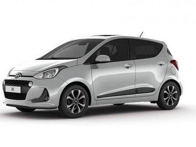 begagnad Hyundai i10 1.0 M5 Nordic Edition (Trend)