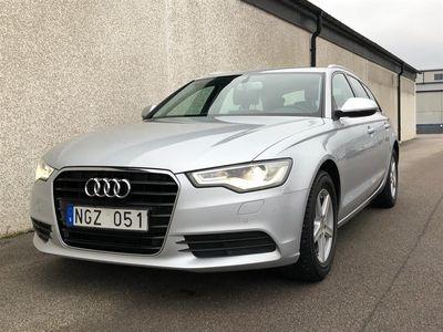 begagnad Audi A6 Avant 2.0 TDI Sports Edt Navi
