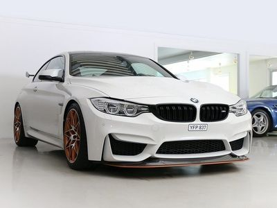 begagnad BMW M4 GTS 500hk 600nm Svensksåld -16