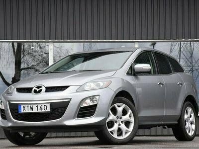 begagnad Mazda CX-7 2.2 DE AWD 6-Växlad B-Kamera Navi Sv-Såld 2010, SUV Pris 64 700 kr