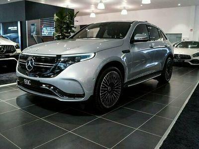 begagnad Mercedes EQC Benz 400 4-MATIC AMG LINE 2021, SUV Pris 904 000 kr