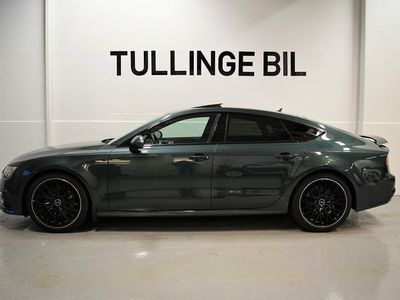 gebraucht Audi A7 Sportback 2.0 TFSI 252Hk Q Aut S-Line Matrix-LED