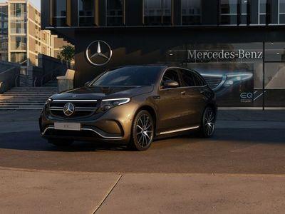 begagnad Mercedes EQC FÖRETAGS LEASING |400 4MATIC