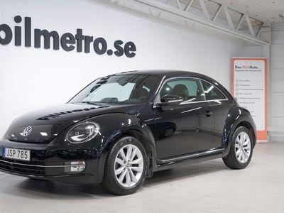 begagnad VW Beetle TSI 150 DSG7