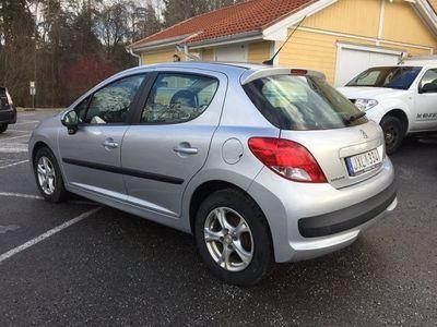 begagnad Peugeot 207 1.6 Diesel AC 5D -10