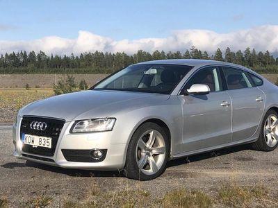 begagnad Audi A5 Sportback 3.0 TDI quattro