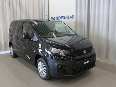 begagnad Peugeot Partner 1.5 BlueHDi Euro 6 102hk Pro+
