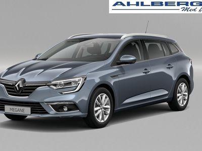 begagnad Renault Mégane MeganeSport Tourer 1,3 TCe 140 Zen GPF EDC ST Bil lager för snabb leverans 2019, Kombi 251 800 kr