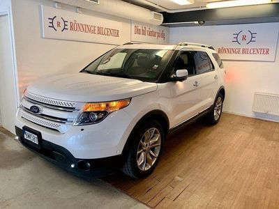begagnad Ford Explorer 4WD/7-sits/Panorama/Bluetooth/2