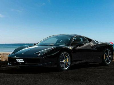begagnad Ferrari 458 Italia (F142 ABE)
